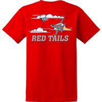 100th FS Red Tails Shirts