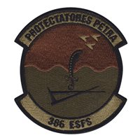 386 ESFS Protectores Petra OCP 4 inches Patch