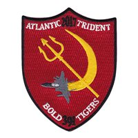391 FS Atlantic Trident 2017 Patch