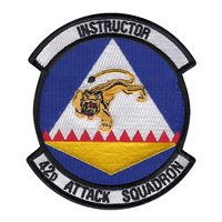 42 ATKS Instructor Patch