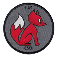 1 AS CSO Patch