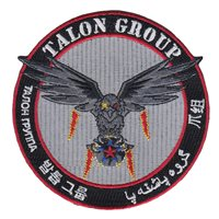 Rapid Capabilities Office Talon Group Patch