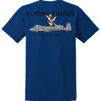 74th FS Shirts  - View 2