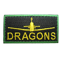 33 FTS Pencil Patch