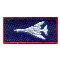 B-1B Top View Pencil Patch