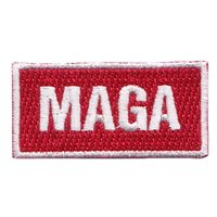 MAGA Pencil Patch