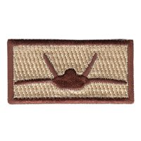 27 FS Desert Pencil Patch