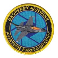 Arnwine Aviation Photography Patch