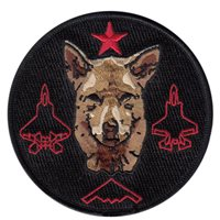 411 FLTS Demented Dingo Patch