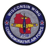 CAF Wisconsin PT-26 Patch