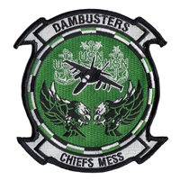 VFA-195 Dambusters Chief's Mess Patch