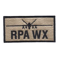 33 ESOS RPA WX Pencil Patch