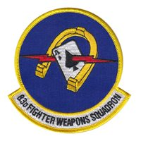 83 FWS Patch