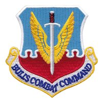 17 ATKS Bulls Combat Command Patch