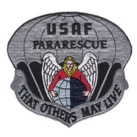 USAF Pararescue Patch