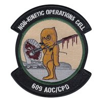 609 AOC CPD Patch