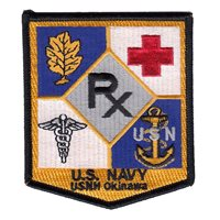USNH Okinawa Pharmacy Patch