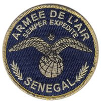 Escadrille Presidentielle Patch