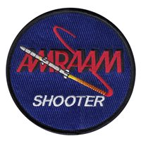 83 FWS AMRAAM Shooter Patch