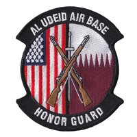 379 AEW Honor Guard Patch
