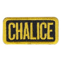 963 AACS Chalice Pencil Patch