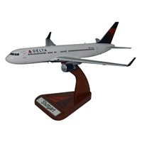 Delta Airlines Boeing 767-300ER Custom Airplane Model