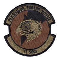 11 SOIS MultiCam OCP Patch