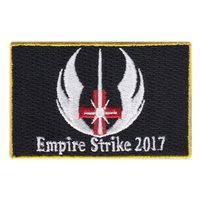 139 AES Empire Strike Rectangle Patch