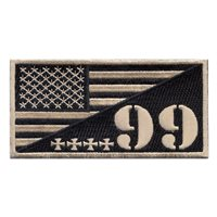 99 ERS Flag Patch