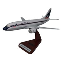 Delta Airlines Boeing 737-300 Custom Airplane Model