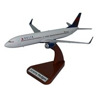 Delta Airlines Boeing 737-900ER Custom Airplane Model
