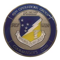 49 OG Custom Air Force Challenge Coin