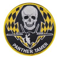 6 WPS F-35 Panther Tamer Patch