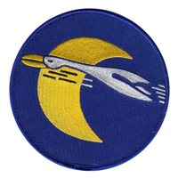 122 FS Heritage Patch