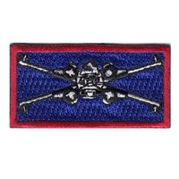 434 FTS X-Wing Pencil Patch