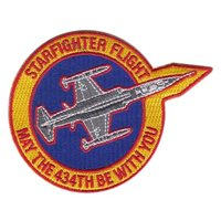 434 FTS Starfighter Patch