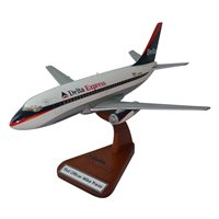 Delta Express Boeing 737-200 Custom Airplane Model