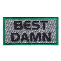 321 MS Best Damn Pencil Patch