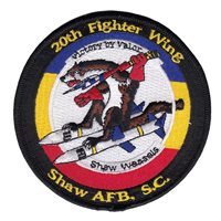 F-16 Viper Demo Team Friday Patch