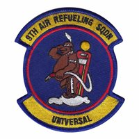 9 ARS Indian Universal Patch