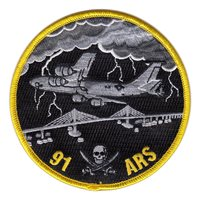 91 ARS Bolts Patch
