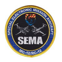 SEMA MC-12 and RC-12 Patch