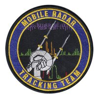 NASA Wallops Flight Facility Tracking Team Patch