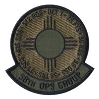 58 OG Zia OCP Patch
