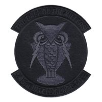 45 IS Black Out Patch