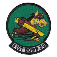 961 AACS Bomber Patch