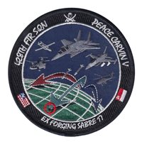 428 FS Forging Sabre 2017 Patch