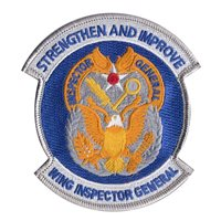 71 FTW Inspector General Patch