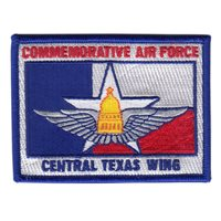 CAF Central Texas Wing Patch