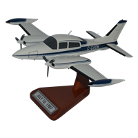 Cessna 310R Custom Airplane Model